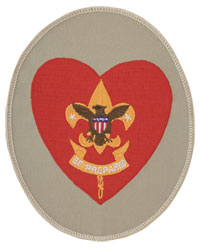 Life Scout Badge